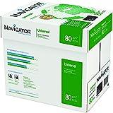 Navigator Fotokopi Kağıdı 80 gr Beyaz A4 Koli (5'li Paket)