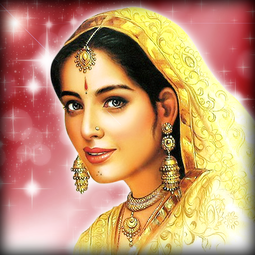 Indian Doll Fashion Salon - Indian Beauty Makeover Makeup Dressup Salon Wedding Games For Girls