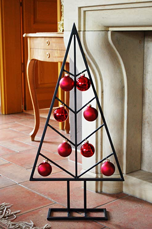 Weihnachtsdeko Aus Metall.Weihnachtsbaum Metall Schwarz Wunderschöner Baum Als Weihnachtsdeko Oder Wohndeko Für Ihr Zuhause Dieser Deko Baum Verschönert Zur