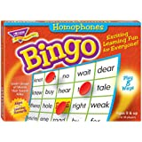Trend Enterprises Homophones Bingo Game (760 Piece)