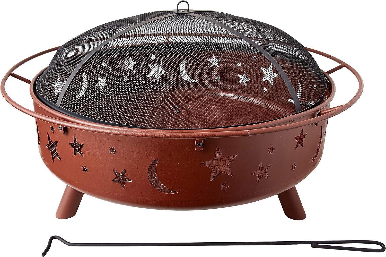 Landmann Usa 28905 Super Sky Fire Pit Amazon De Garten
