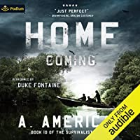 Home Coming: The Survivalist Series, Book 10