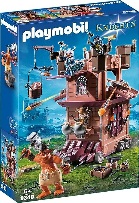 Playmobil 9343 Riesentroll Mit Zwergenrucksack Spiel Playmobil De