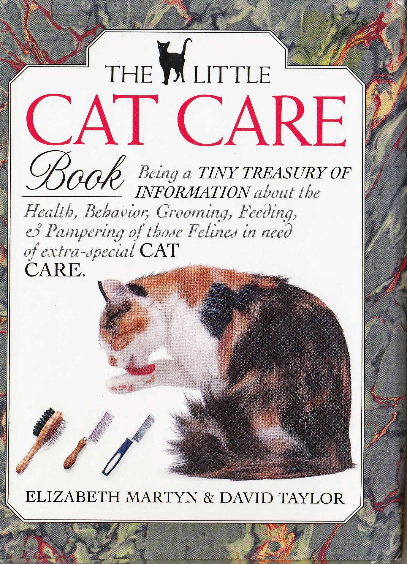 The Little Cat Care Book