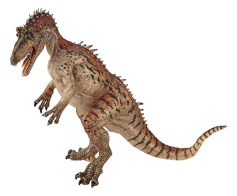 Papo 55068 Cryolophosaurus, Spiel