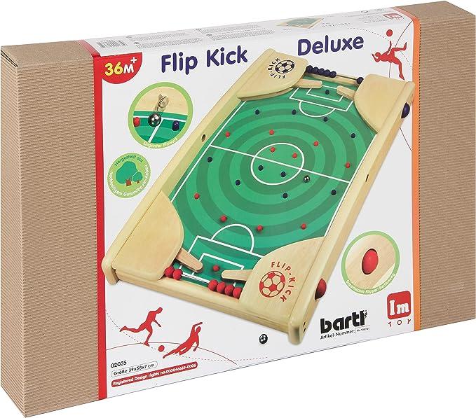 Flip Kick Deluxe, 58 cm, Pinball y Kicker Mix, el Juego ...
