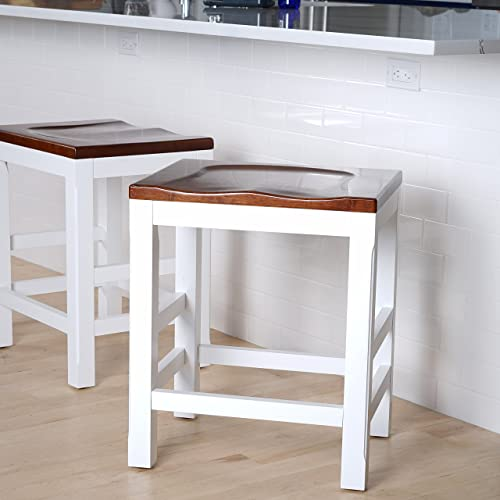 Posh Pollen Brant Counter Height Kitchen and Bar Stool