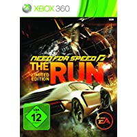 Need for Speed: The Run - Limited Edition [Importación alemana]
