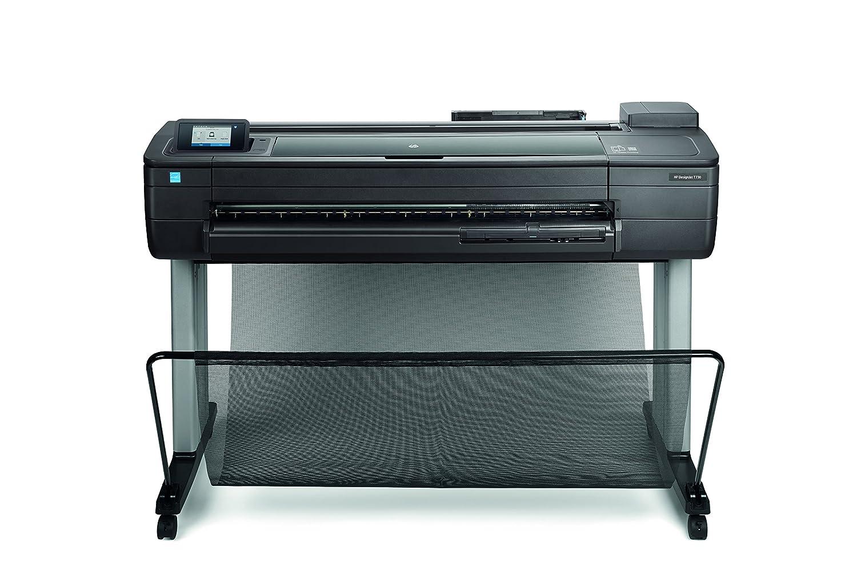 HP Designjet T730 36-in - Impresora de gran formato (HP-GL/2 ...