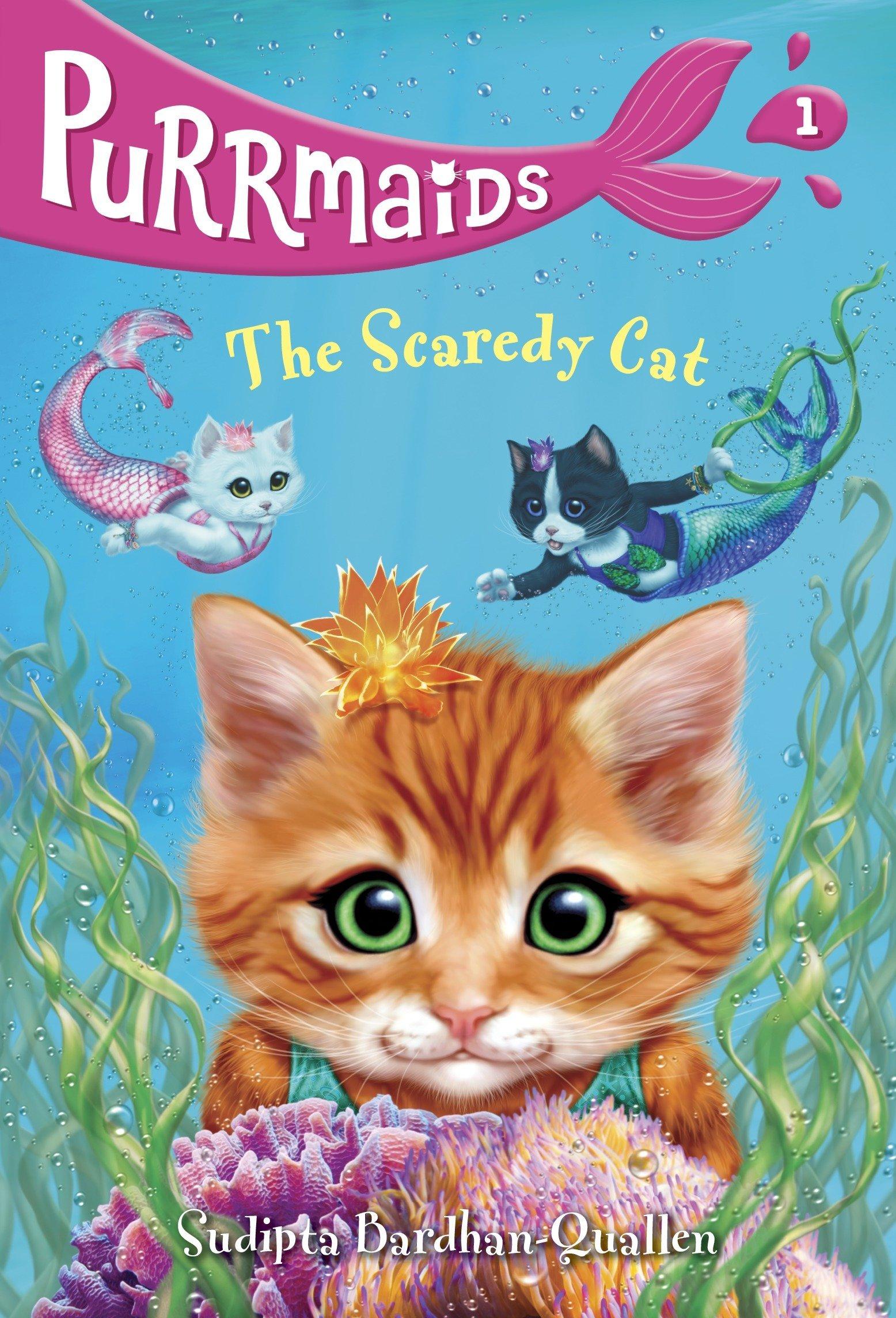 Download Purrmaids #1: The Scaredy Cat ebook