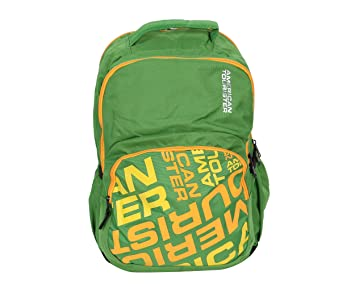 a93d9cf3294b American Tourister Casual Backpack 2016 - CODE 01-Green: Amazon.in ...