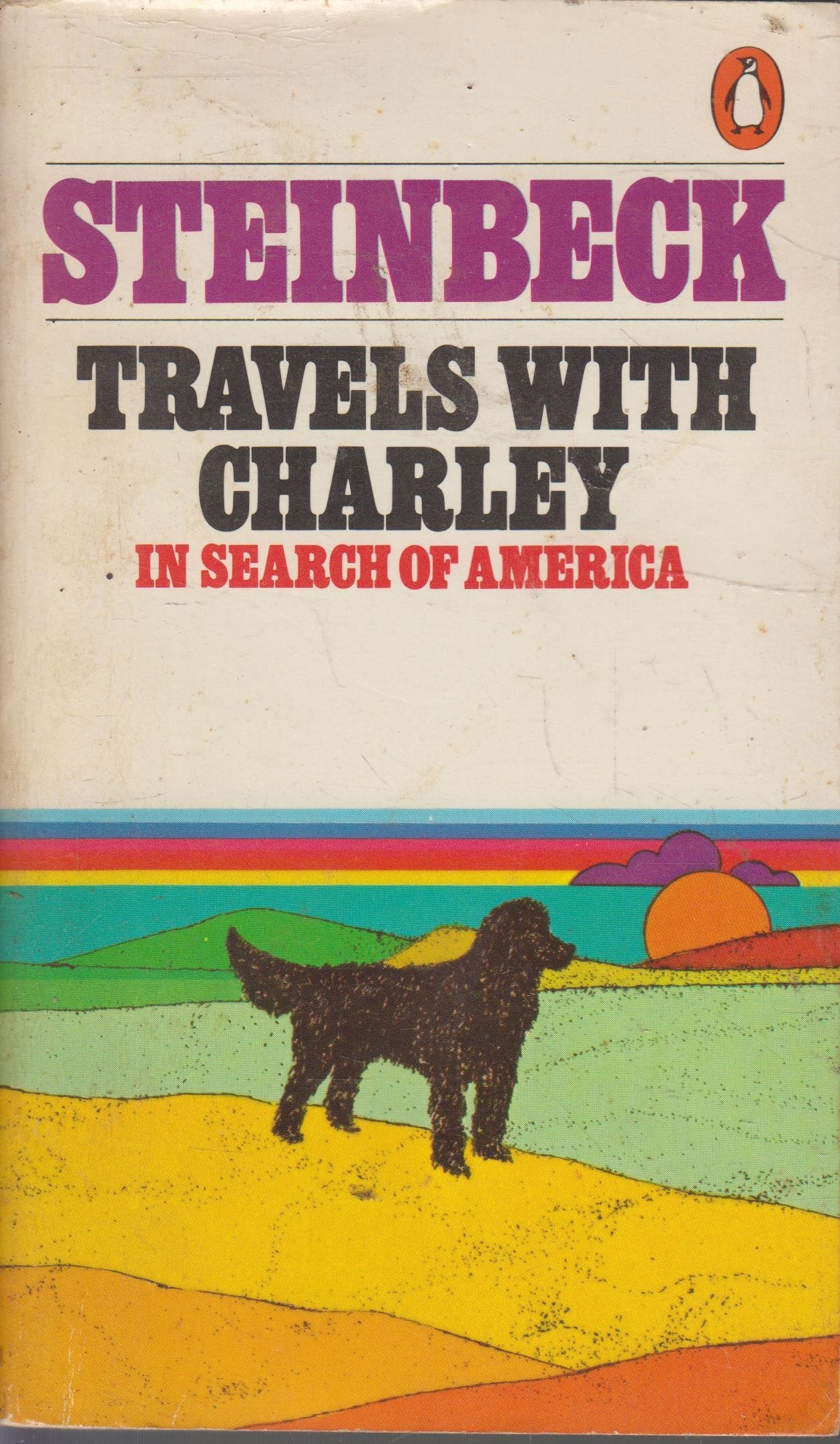 Travels With Charley In Searh Of America John Steinbeck R King