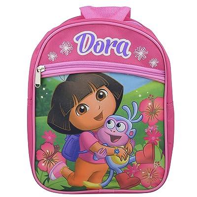 """Nickelodeon Dora the Explorer 10"""" Toddler Backpack"""