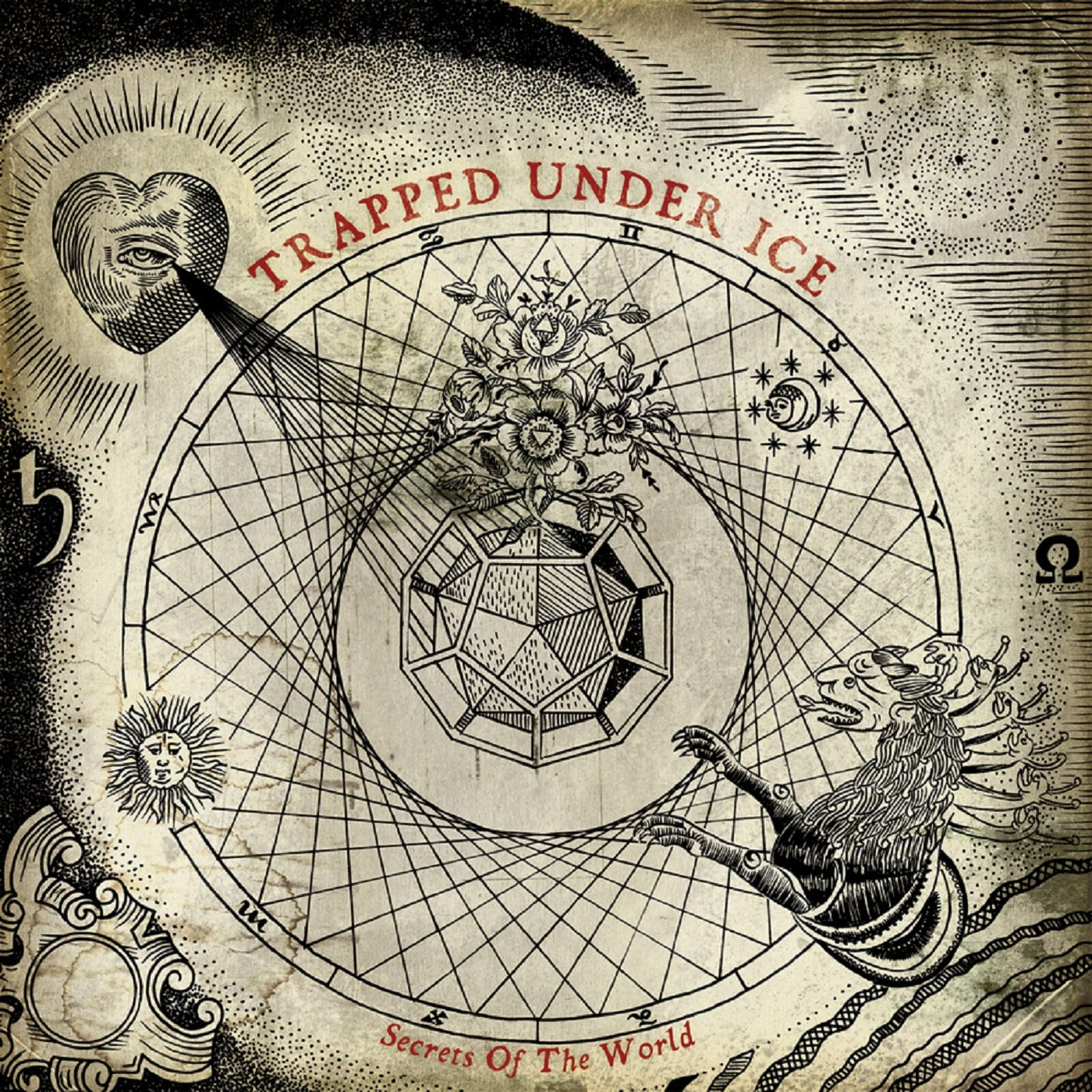 DVD : Trapped Under Ice - Secrets Of The World (LP Vinyl)