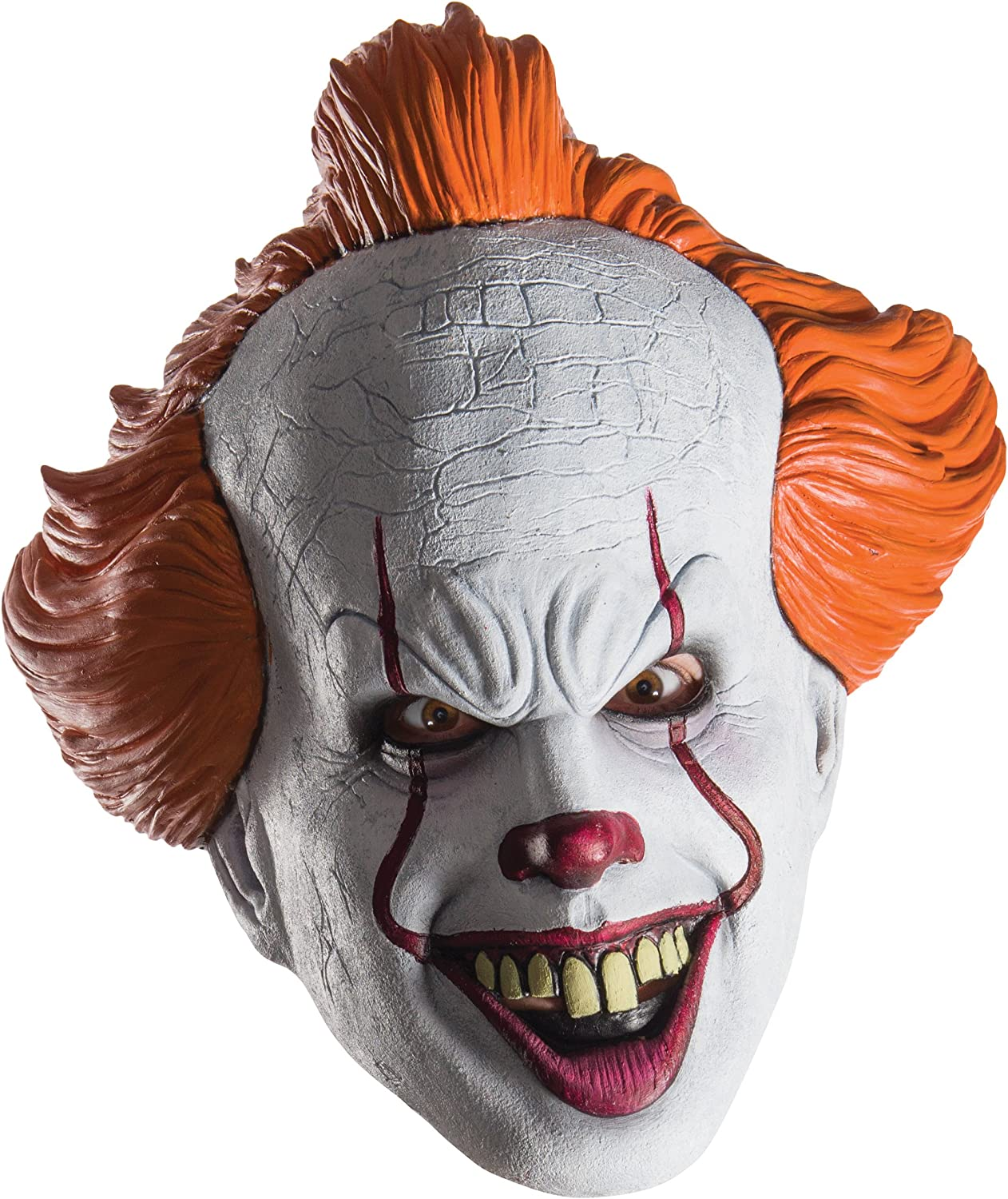 Adult Pennywise It Movie Mask
