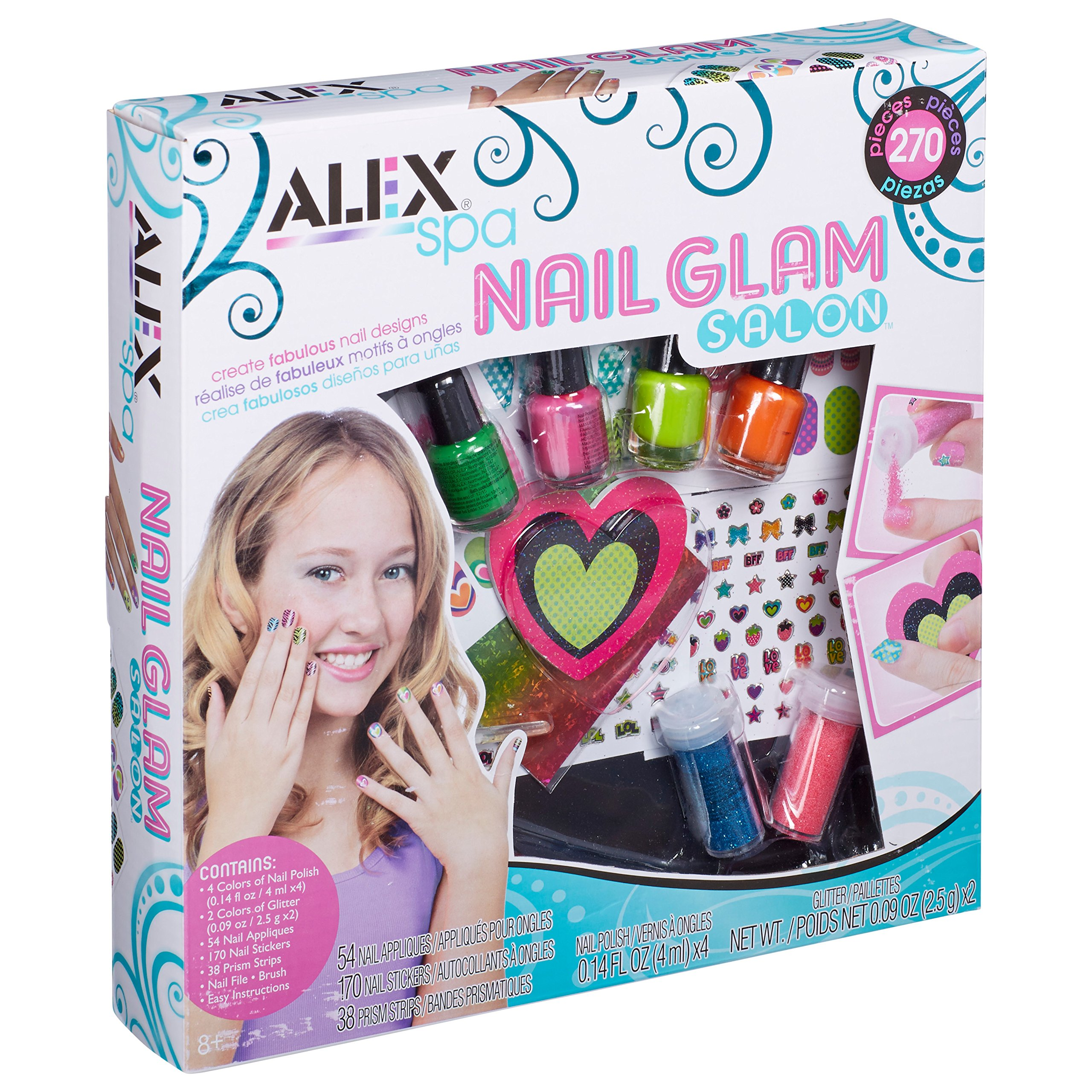 ALEX Spa Nail Glam Salon