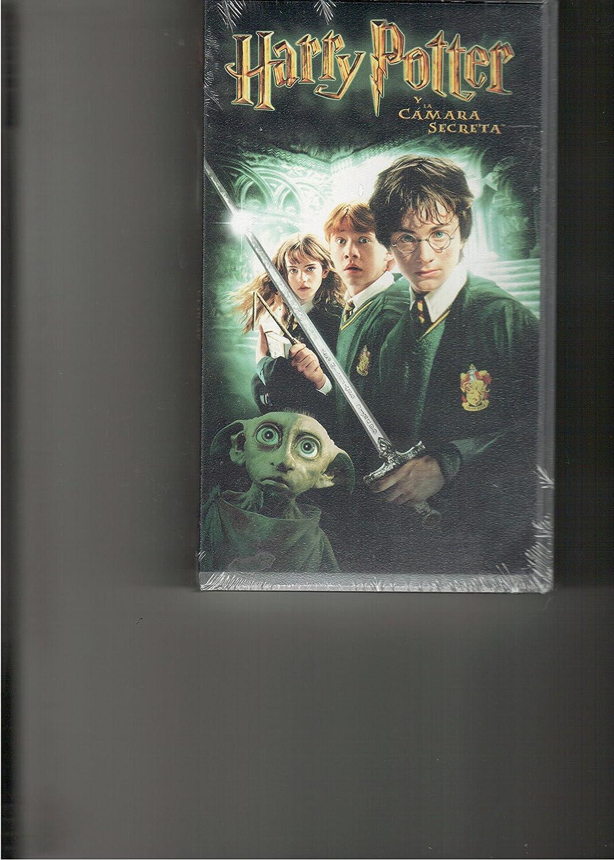 Harry potter y la camara secreta video [VHS]: Amazon.es: Hogar