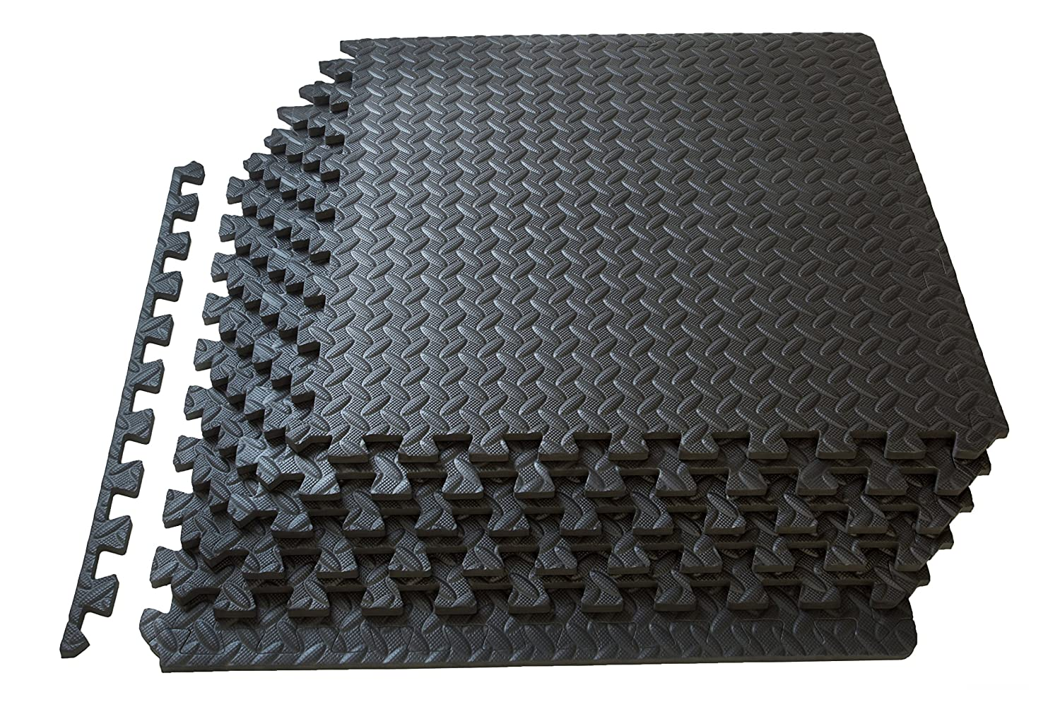 interlocking mats gym p floor pack black mat eva stalwart flooring foam in x