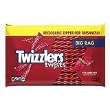 Hershey Foods Corporation Twizzlers Giant Bag, Strawberry, 32 oz