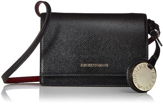 cebbe720dbf0 Amazon.com  Emporio Armani Mini Messenger Bag