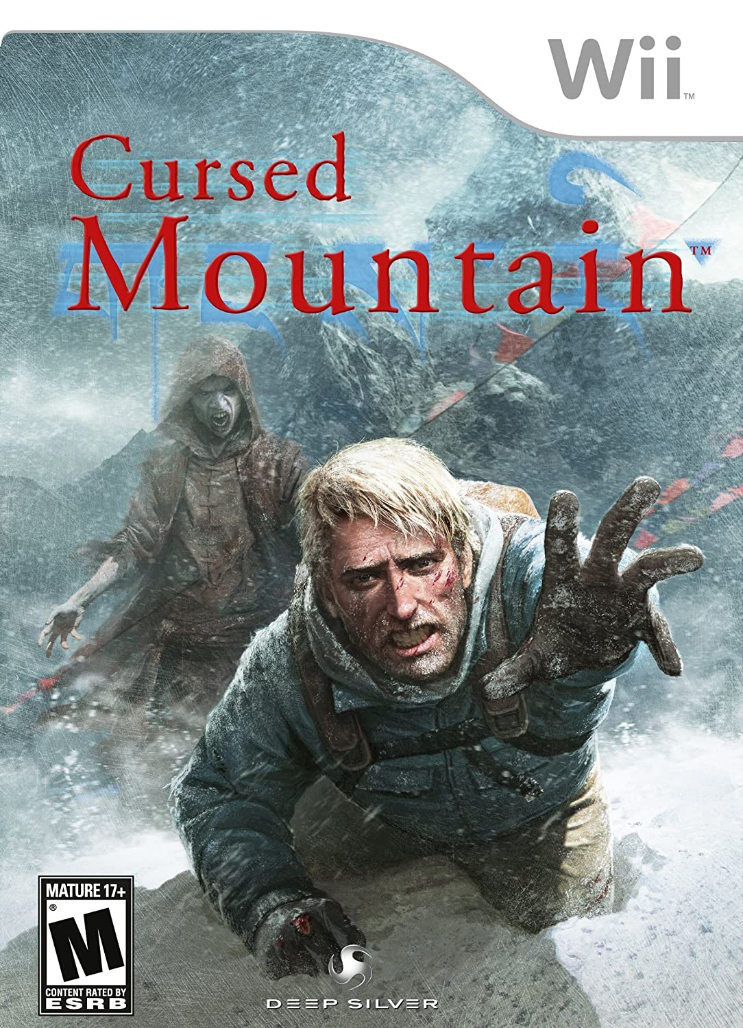 Cursed Mountain - Nintendo Wii