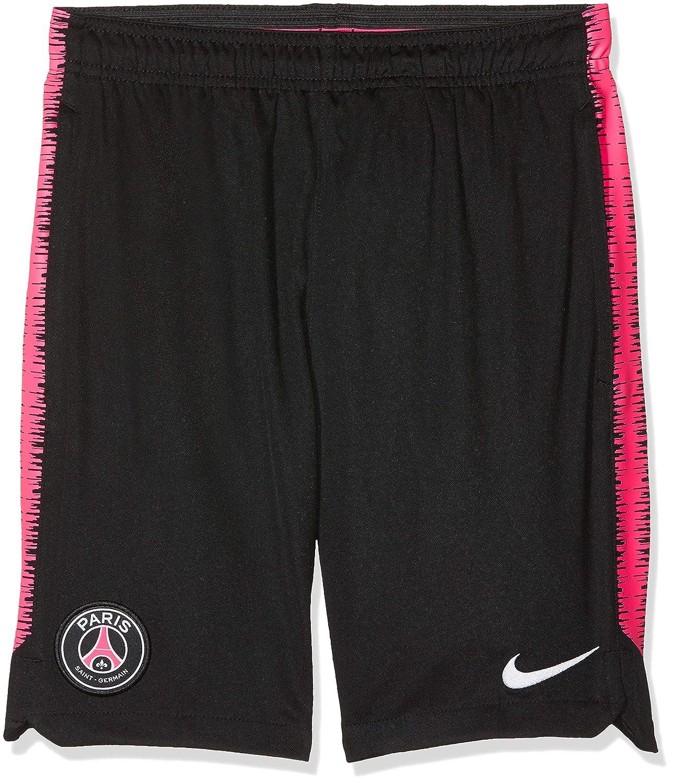 899f305d6a1 Amazon.com : Nike 2018-2019 PSG Squad Training Shorts (Black) - Kids ...