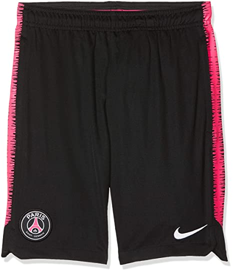 f8cc90f048b134 Amazon.com   Nike 2018-2019 PSG Squad Training Shorts (Black) - Kids    Sports   Outdoors