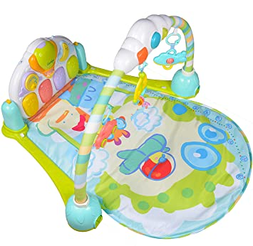 2284c6d15 Venture Mini Me And Friends Kick and Play Piano Gym 3in1 Baby ...