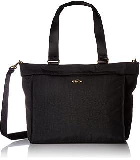 Kipling Womens Amiel Top-Handle Bag Pastel Beige C ...