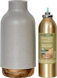 Yankee Candle Room Filling Fragrance Dispenser Kit - Sage & Citrus