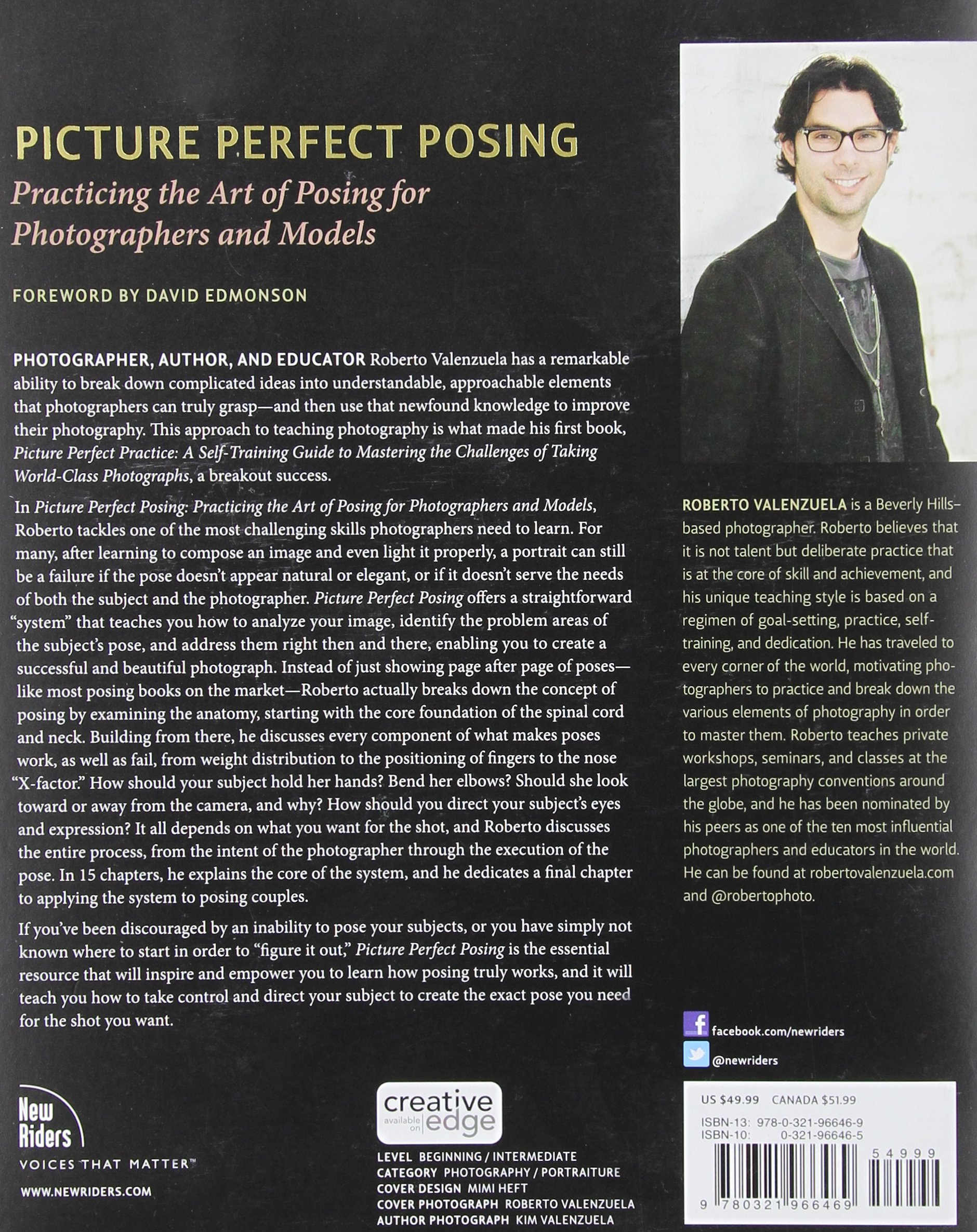Buy Picture Perfect Posing: Practicing the Art of Posing for Photographers  and Models (Voices That Matter) Book Online at Low Prices in India |  Picture ...