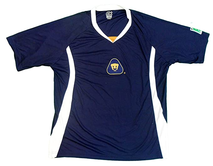 be4a6f2ad Amazon.com  Pumas UNAM Youth Jersey Official Licensed Rhinox  Clothing