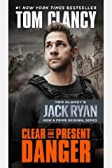 Clear and Present Danger (Jack Ryan Universe Book 4) Kindle Edition
