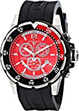 Swiss Legend Men's 10348-05 Ocean Abyssos Analog Display Swiss Quartz Black Watch