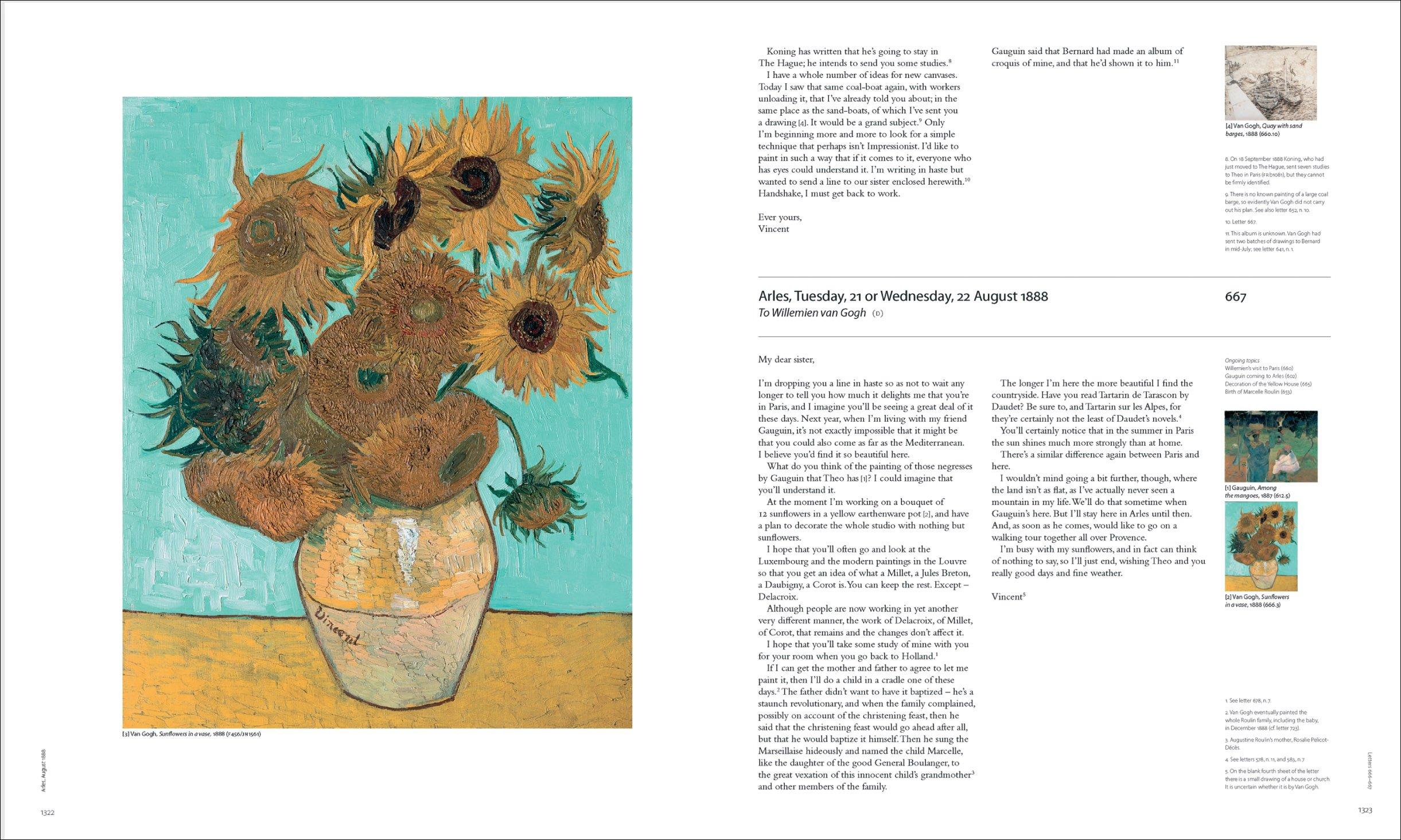 Vincent van Gogh - The Letters: The Complete Illustrated and ...