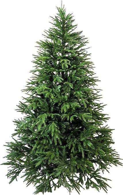Alberi Di Natale Xone.Xone Albero Di Natale Brian 210 Cm Elegante E Realistico Amazon It Casa E Cucina