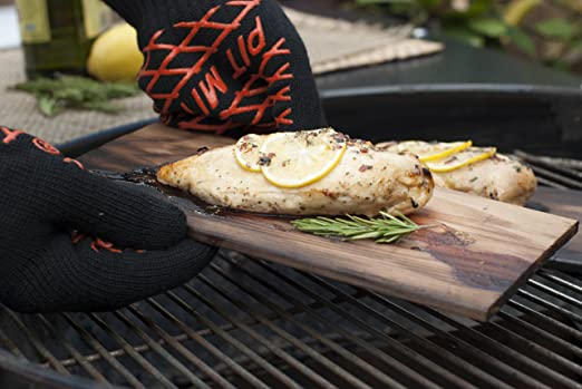 Amazon.com: Guantes para brasero y barbacoa Charcoal ...