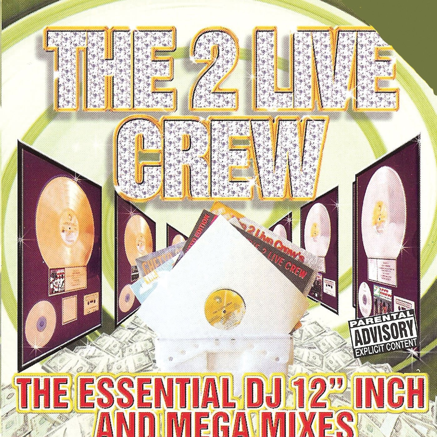 Essential Dj 12 Inch & Mega Mixes