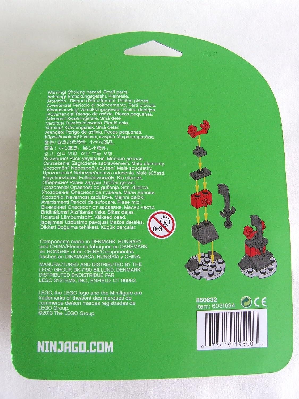 LEGO Ninjago Minifigure Accessory Pack 850632