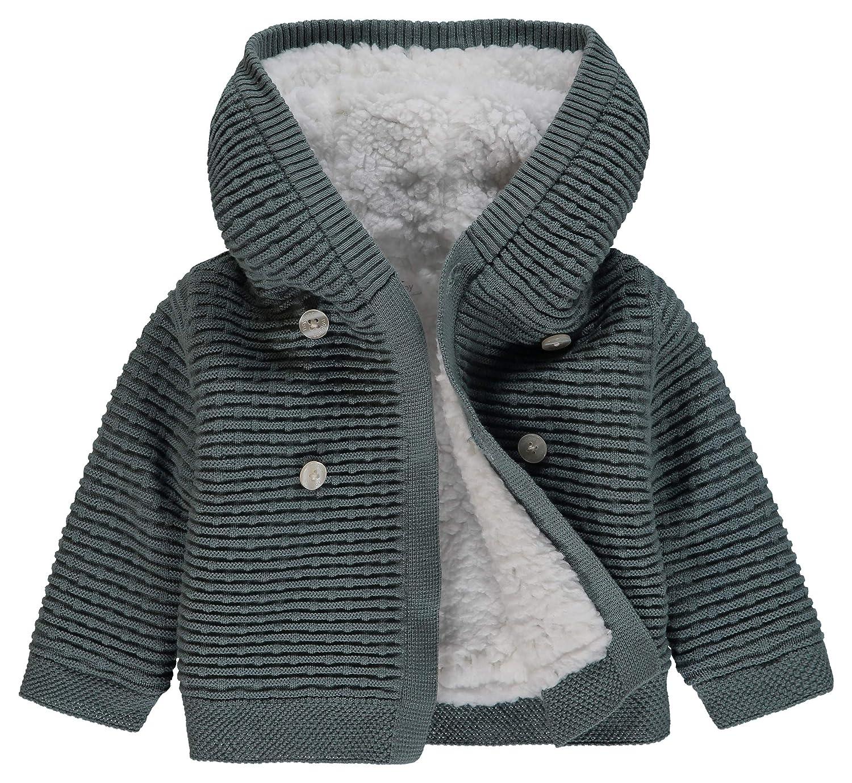 Noppies Unisex Baby Strickjacke U Cardigan Knit Ls Texas 84517