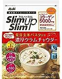 アサヒグループ食品 スリムアップスリム 発芽玄米パスタ入り濃厚クラムチャウダー 285g