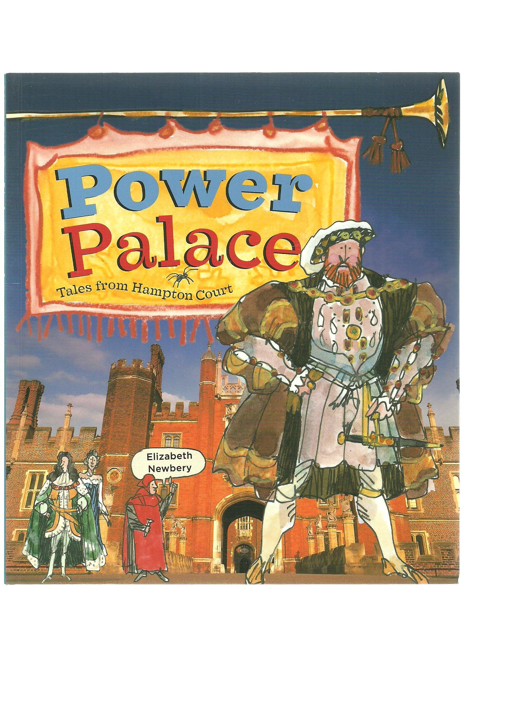Download Power Palace: Tales from Hampton Court ebook