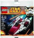 LEGO Star Wars: A-Wing Starfighter セット 30272 (袋詰め)