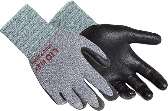 LIO FLEX Cool Working Gloves UV Protection Quick Drying Breathable 3 Pairs