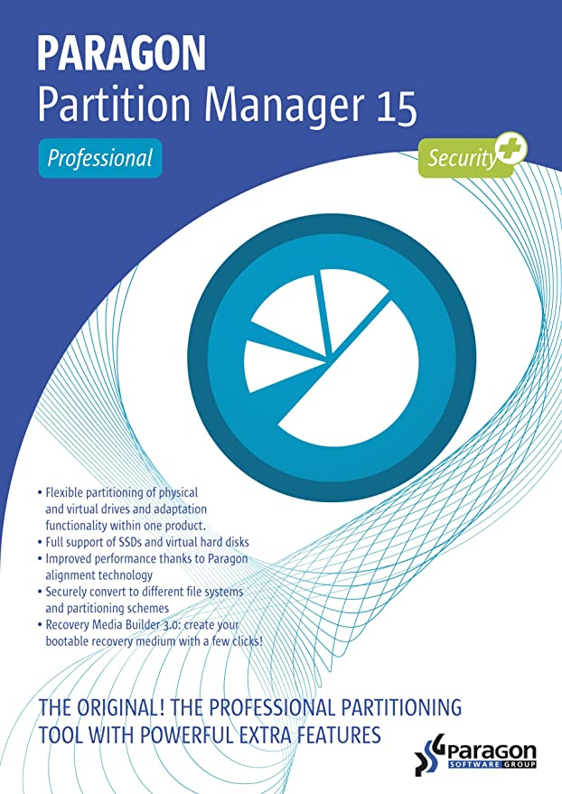 Amazon com: Partition Manager 15 Professional - Professional