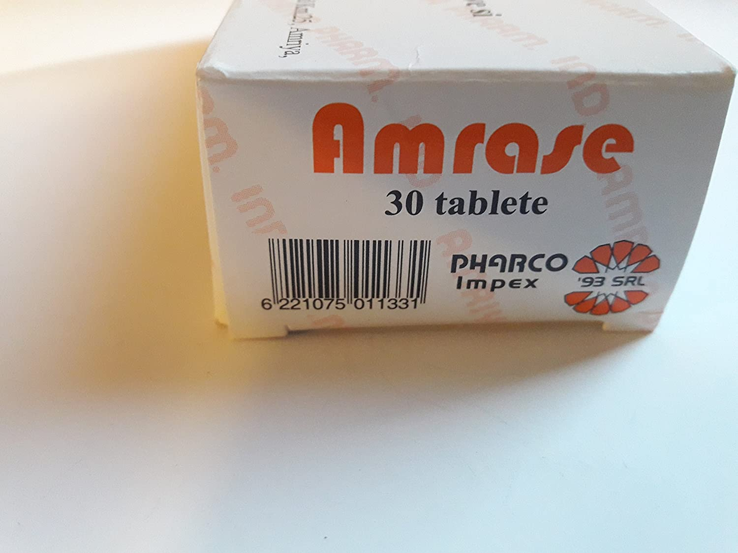 Amazon.com: amrase, 30 tabletas, amriya: Health & Personal Care