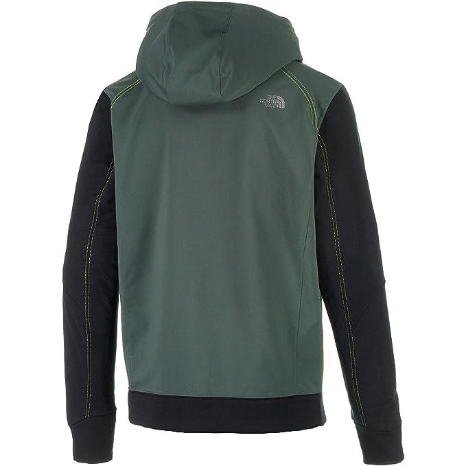 La giacca North Face Mens Kilowatt Softshell Abete verde XL  Amazon.it   Abbigliamento 4e88f3780243