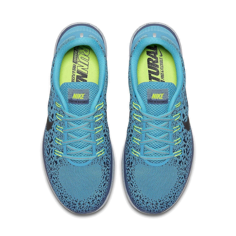 2eb7392cd0b0e NIKE Women s Free RN Distance Shield Running Shoes 849661 400 (4.5 UK)   Amazon.co.uk  Shoes   Bags