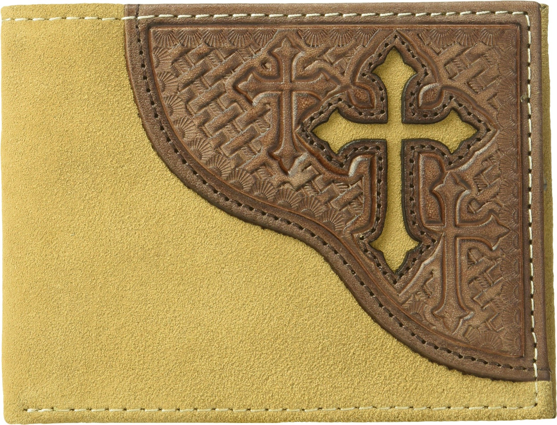 Nocona Nocona Rough Cross Bifold Accessory