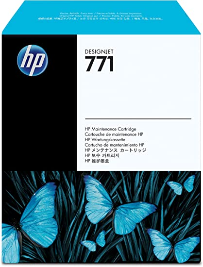 HP CH644A 771 - Cartucho de tinta Maintenance: Hp: Amazon.es ...